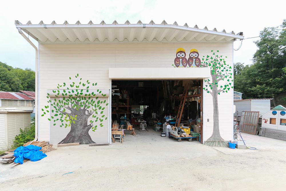木材倉庫_志宇知建設